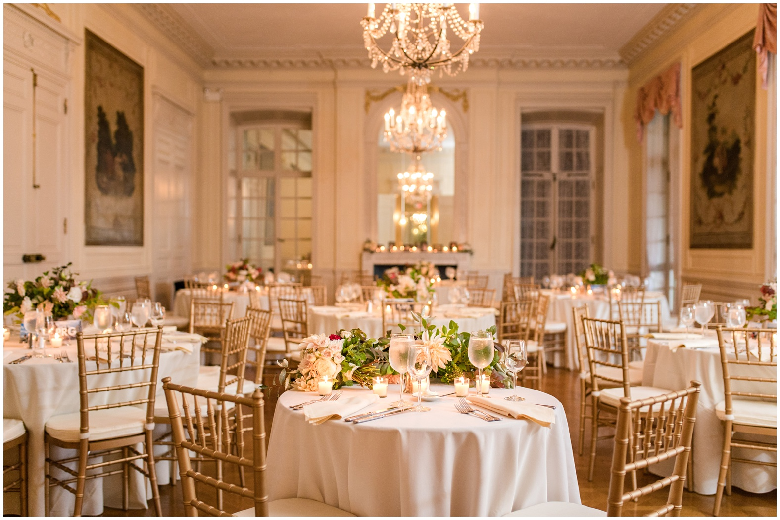 Emily Nikolay Travel Themed Fall Wedding At The Glen Manor House