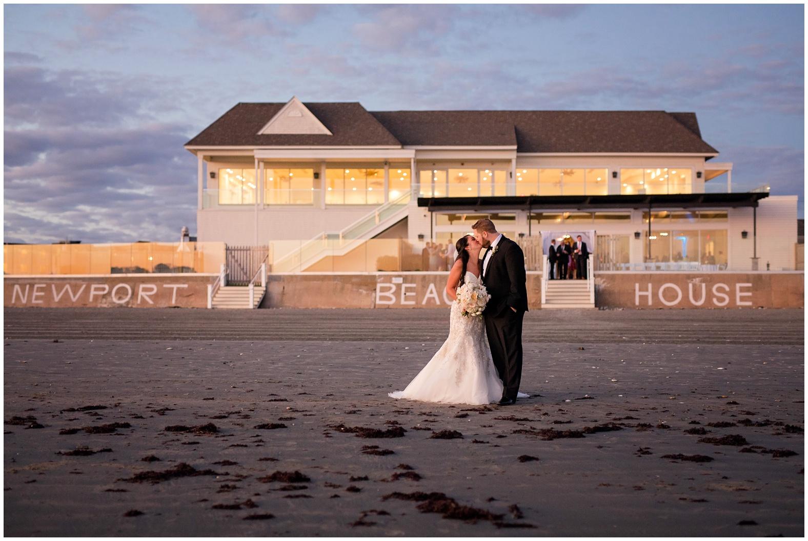 Glam Beach Sunset Newport Ri Rhode Island